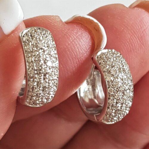 hoops m. diamanter